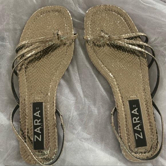 Good Sandal Zara